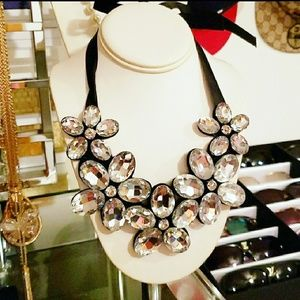 Jewelry - Black and Silver Costime necklace